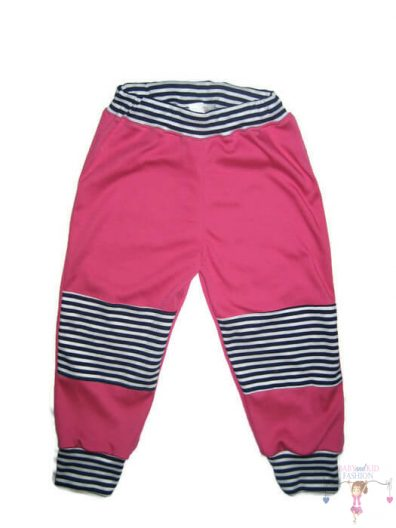 baba nadrág, pink színű, kisgyerekeknek, termékkép.