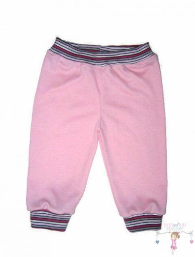 baba nadrág, rózsaszín színű, kisgyerekeknek, termékkép.