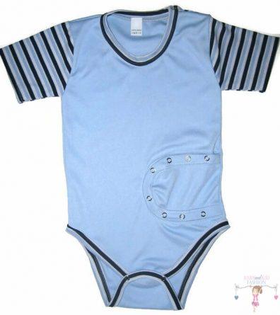 baba body, rövid ujjú, peg body, kisbabáknak, termékkép.