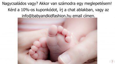 nagycsaládos kedvezmények, kisbabaláb az anyuka tenyerében, kép.
