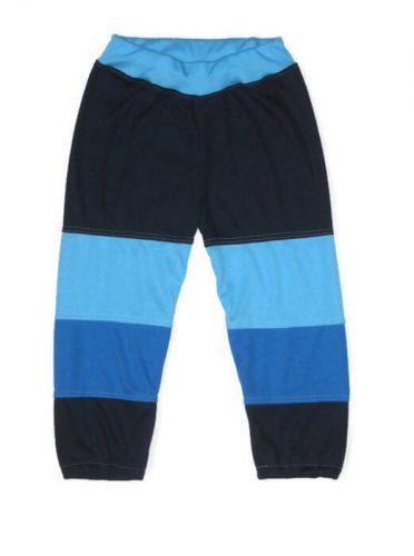 melegítő nadrágok, csíkos mintás nadrágok kisgyerekeknek, kép.