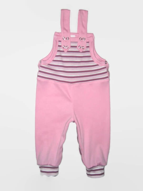 baba kertésznadrág, belül bolyhos, lányos, rózsaszín színű, termékkép.