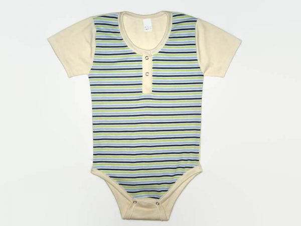 baba body, uniszex színű, rövid ujjú fazon, termékkép.