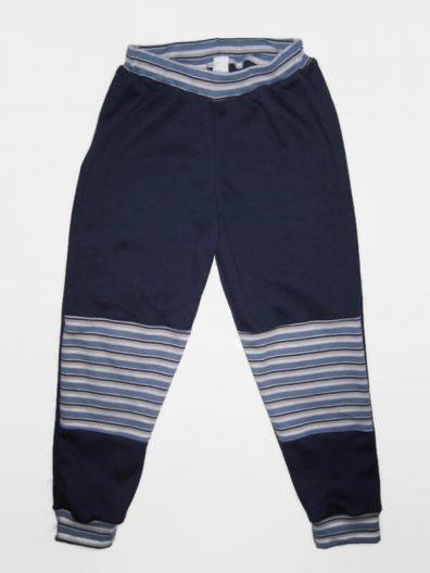 Baba nadrág, fiúknak, dupla térdfolttal, hosszú nadrág, termékkép.