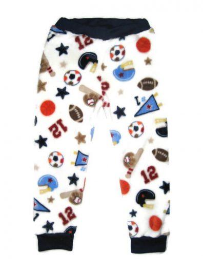 baba téli nadrág, wellsoft, labda mintával, kisfiúknak, termékkép.