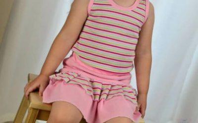 babyandkidfashion kislány ruha